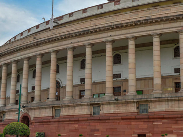 2 Bills passed, 1 introduced in Lok Sabha amid sloganeering by opposition parties