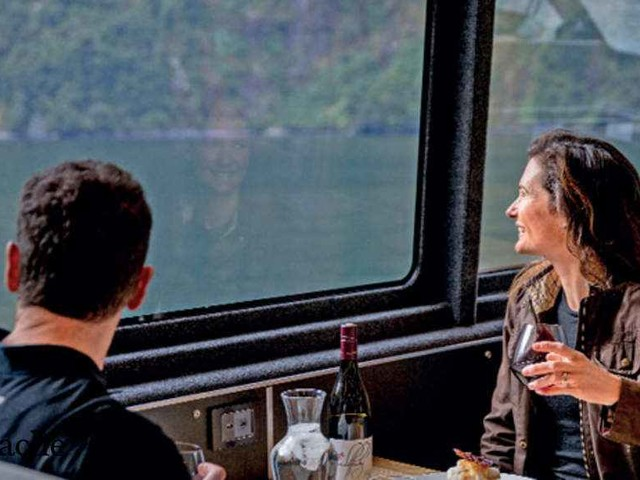 Have you tried a cruise during cooler months? The new Milford Sound overnight cruise in New Zealand offers a beautiful experience