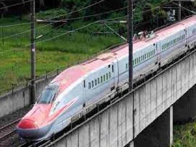 बुलेट ट्रेन चलाने के लिए ढांचा हुआ तैयार, नेशनल हाई स्पीड रेल कार्पोरेशन ने दी जानकारी
