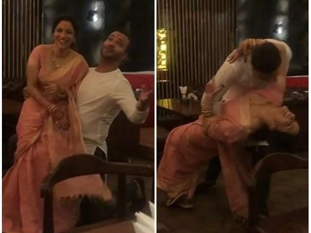 अंकिता लोखंडे ने किया ब्वॉयफ्रेंड विक्की जैन संग रोमांटिक डांस, फैंस को आई सुशांत की याद