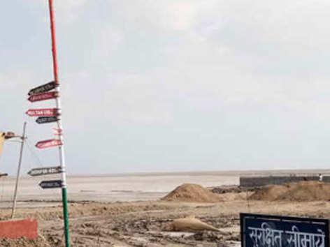 भारत-पाकिस्तान सीमा पर अब सेल्फी टावर