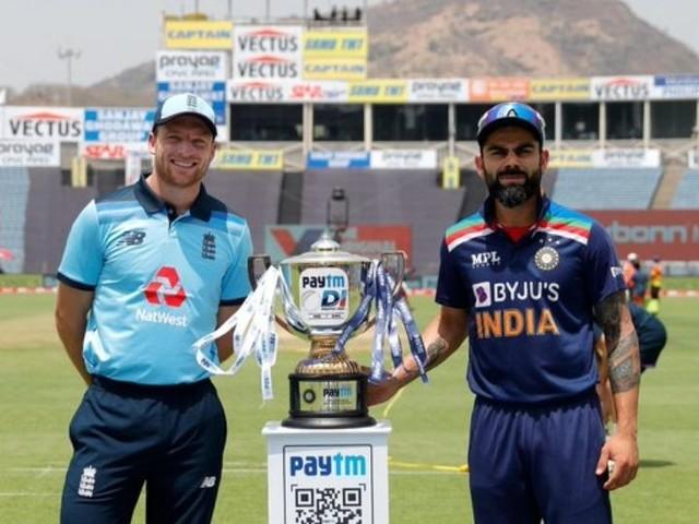 INDvsENG 3rd ODI Live : कोहली-राहुल अपयशी; पंतची फटकेबाजी
