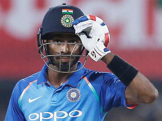 I have been hitting sixes since childhood: Hardik Pandya
