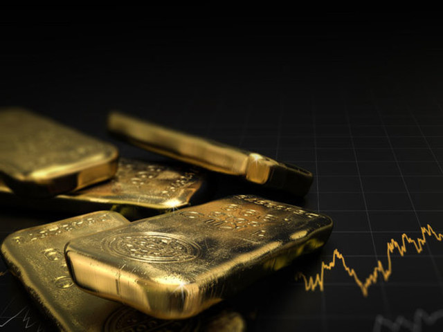 Time to store money in gold?