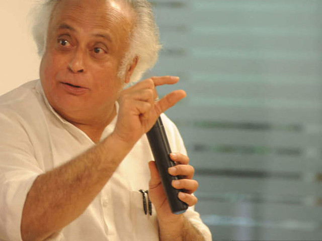 Comments will come from abroad as Modi interfered in another nation's affairs: Jairam Ramesh