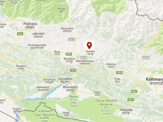 One held with loaded gun in Gorkha