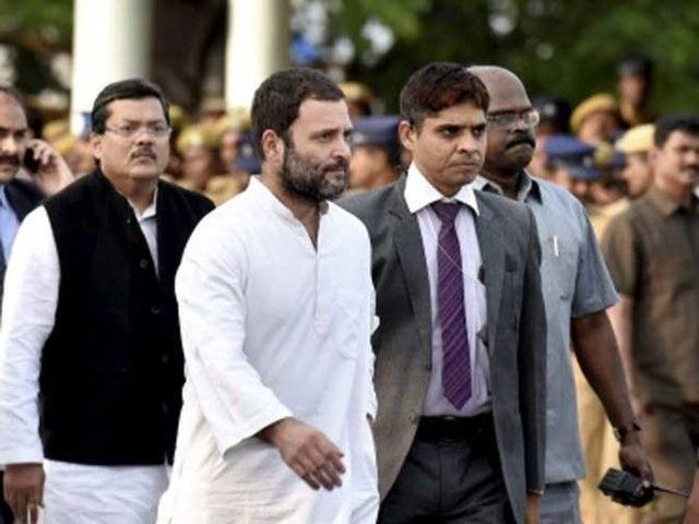 Rahul Gandhi's takeover as Congress chief to happen before October 31st
