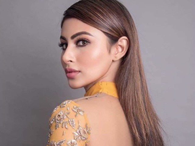 Mouni ups fashion game with her latest pics