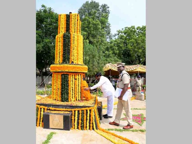 TS policing model for country: Jagadish Reddy