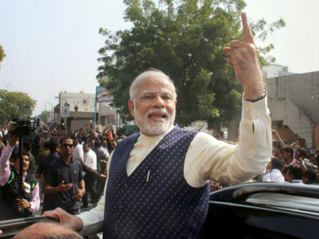 Times Group Survey: 79% of people say they will vote for Modi in 2019