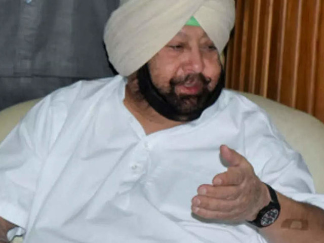 Congress damaged its interests by not trusting me: Amarinder Singh