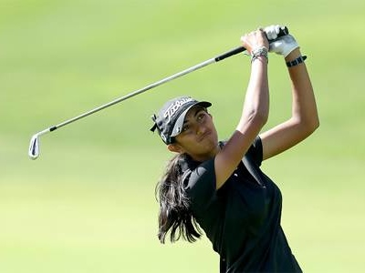 Aditi Ashok makes it a year to remember for Indian golf
