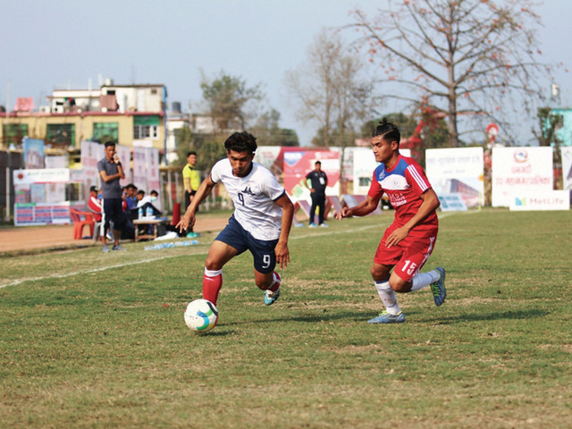 Khaptad Gold Cup