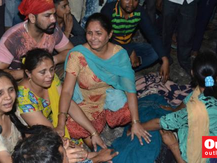 At Least 60 Killed As Train Mows Down Dussehra Revellers Near Amritsar