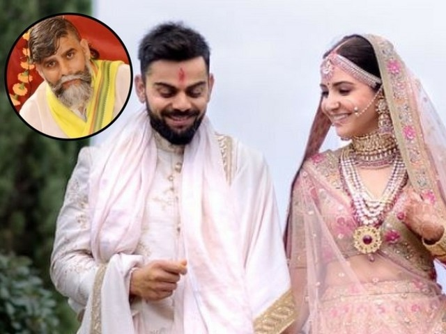 Virushka wedding: Meet Pawan Kumar Kaushal, the main priest who felt like 'man of the match'