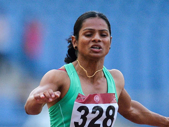 National Open Athletics: Dutee Chand sets national record