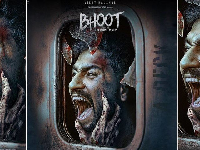 Vicky Kaushal makes his debut in horror genre with Bhoot Part One - The Haunted Ship