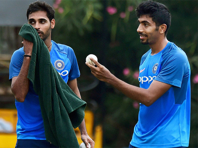 Bumrah, Bhuvneshwar are best death bowlers around: Steve Smith