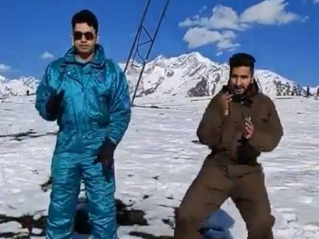 Bala Challenge: जब बर्फीली पहाड़ियों के बीच फैंस ने किया डांस, अक्षय कुमार ने किया शेयर