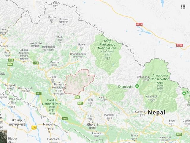 Police constable shoots himself in Jajarkot