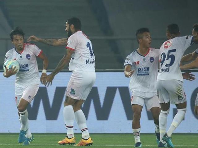 ISL: Delhi Dynamos edge out ATK in seven-goal thriller