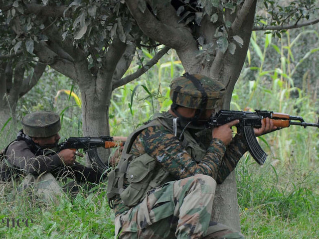 7 civilians among 11 killed in encounter, protests in J&K's Pulwama