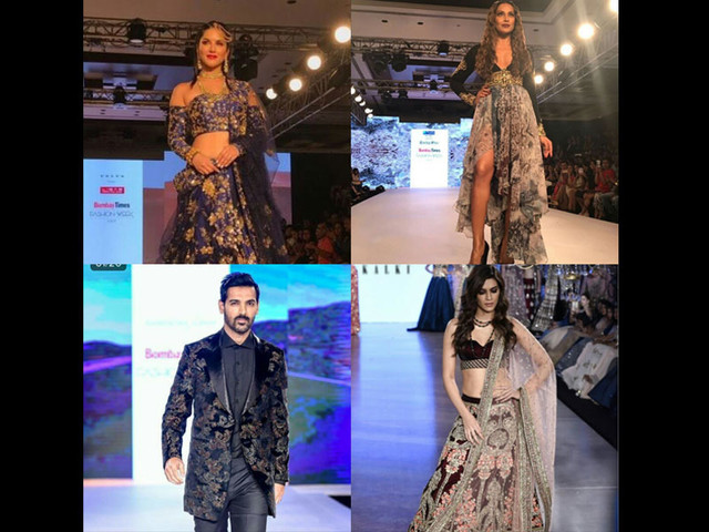 Bombay Times Fashion Week 2017: Bollywood celebs who sizzled at the event