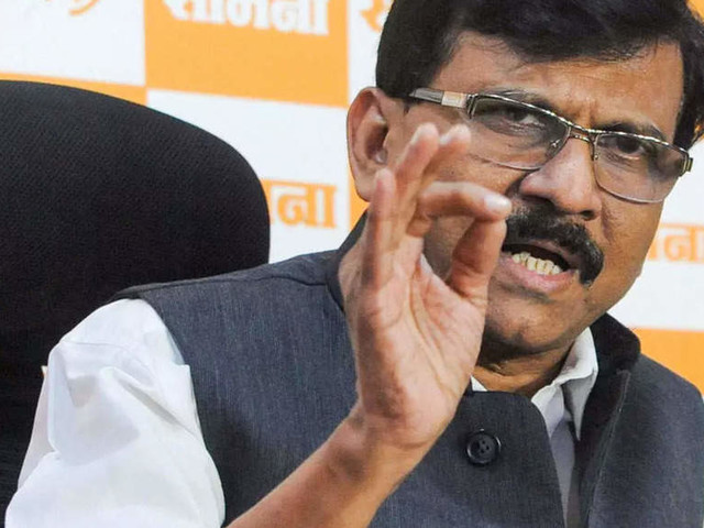 Is there any need to open cinema, drama halls when BJP 'entertaining' people? asks Raut