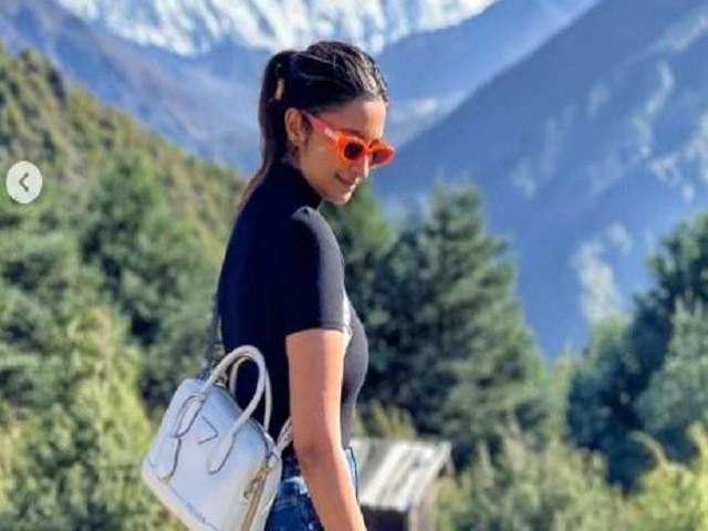 Parineeti Chopra ने माउंट एवरेस्ट को निहारते हुए शेयर की तस्वीरें, कहा- 'आपने मुझे विनम्रता का पाठ पढ़ाया'