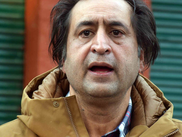 Sajad Lone's goodbye to PAGD no surprise, others to follow: BJP leader