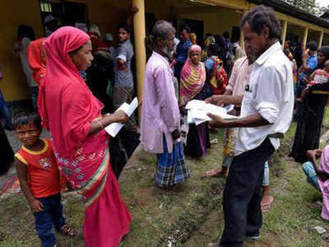 NRC: छूटे लोगों के दावे स्वीकार करने का आदेश