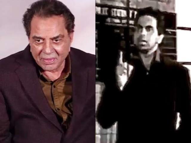 दिलीप कुमार की फ़िल्म का सीन शेयर करके दुखी मन से बोले धर्मेंद्र- जो 1952 में हो रहा था...