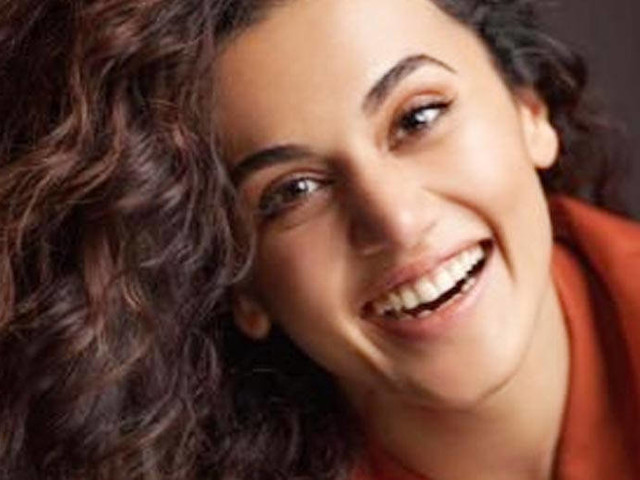 Taapsee Pannu reveals why she decided to do Thappad