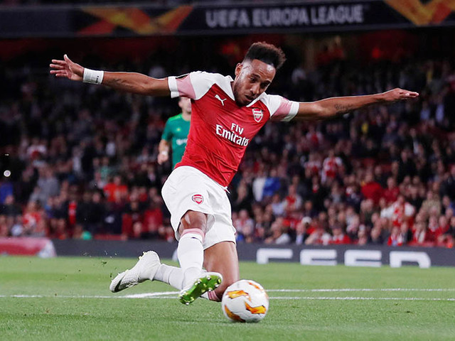 Aubameyang's father named new co-coach of Gabon