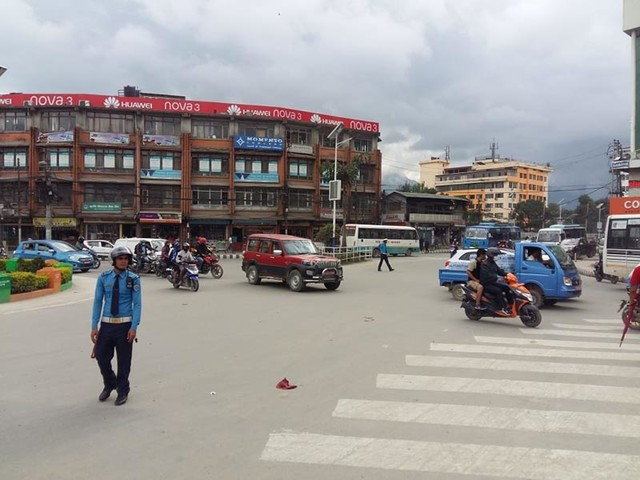 Over two million people leave Valley for Dashain