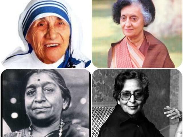 दुनिया बदलने वाली 100 महिलाओं में चार भारतीय