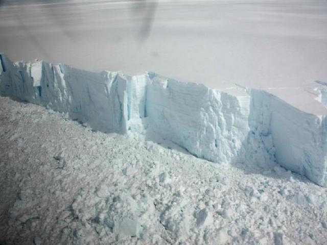 Warm Antarctic caves harbour secret life: Scientists