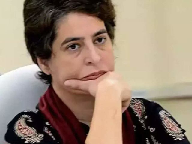 Only BJP leaders, their 'billionaire friends' safe in country, says Congress' Priyanka Gandhi
