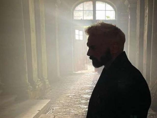 Arjun Rampal ने शुरू की बुडापेस्ट में फिल्म 'धाकड़' की शूटिंग, सेट पर वापसी को लेकर जताई खुशी
