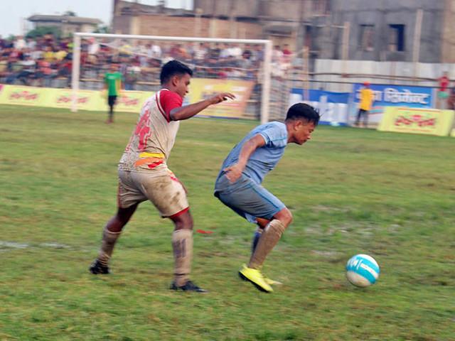 Udayapur Gold Cup: APF beat Morang Academy 2-0, enter final