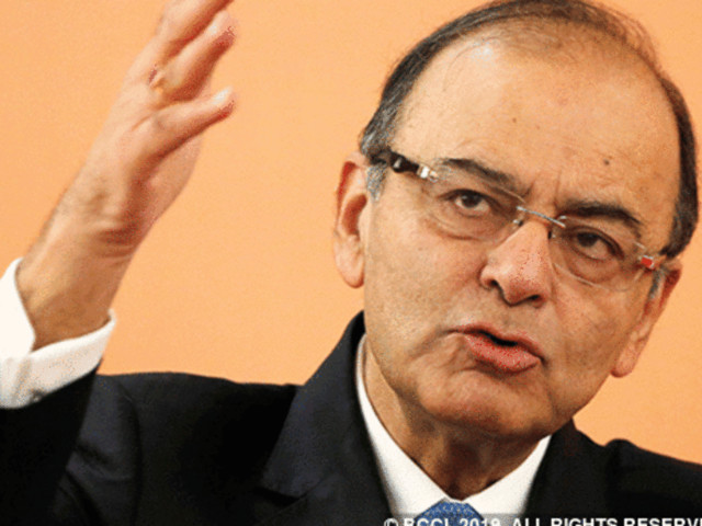 Arun Jaitley's blog post cover up exercise for BJP's 'colossal failures': Congress