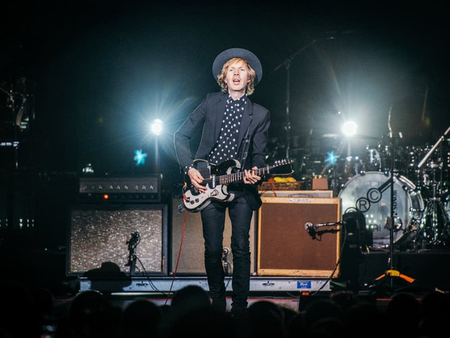 Beck and Pharrell Williams Team Up For Rock Legend's Latest Single