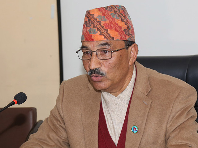 Corruption biggest challenge for nation: RPP Chair Thapa