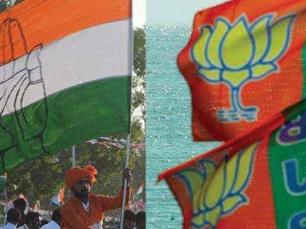 രാജസ്ഥാന്, മധ്യപ്രദേശ്, ഛത്തീസ്ഗഢ് തിരഞ്ഞെടുപ്പുകളിൽ ബി ജെ പി പരാജയപ്പെടുമെന്ന് സര്വേ ഫലം