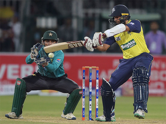 World XI beat Pakistan to level series 1-1