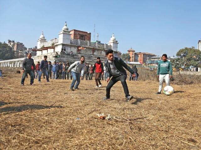 NSU protests delay in Rani Pokhari reconstruction