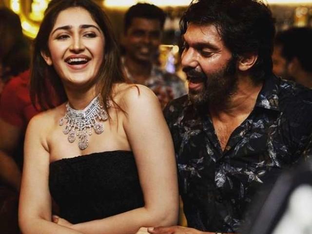 अजय देवगन की एक्ट्रेस सायशा ने दिया बेटी को जन्म, दिलीप कुमार- सायरा बानो से भी है खास रिश्ता