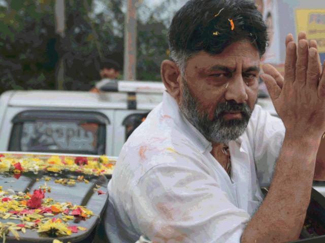 Karnataka CM should sack Eshwarappa, says KPCC chief D K Shivakumar