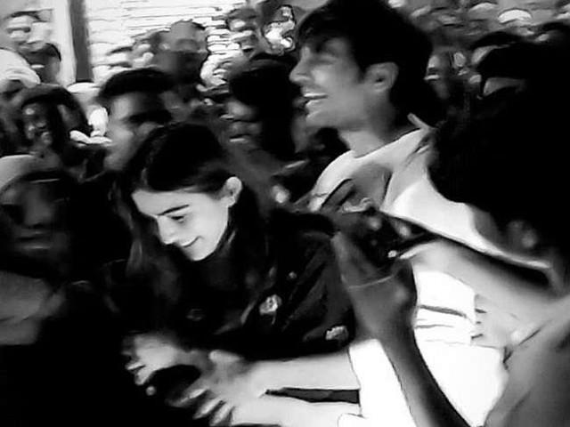 Sara Ali Khan ने 'खास दोस्त' Kartik Aaryan के साथ लखनऊ में बिताए चार दिन! तस्वीरें वायरल
