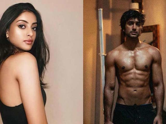 Meezaan says that he finds Navya Naveli Nanda attractive